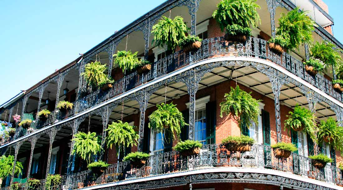 French Quarter Balcony